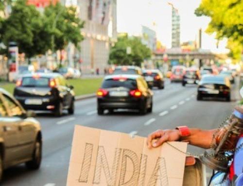 4 Business-Lektionen meines Tramping-Trips von Berlin nach Indien