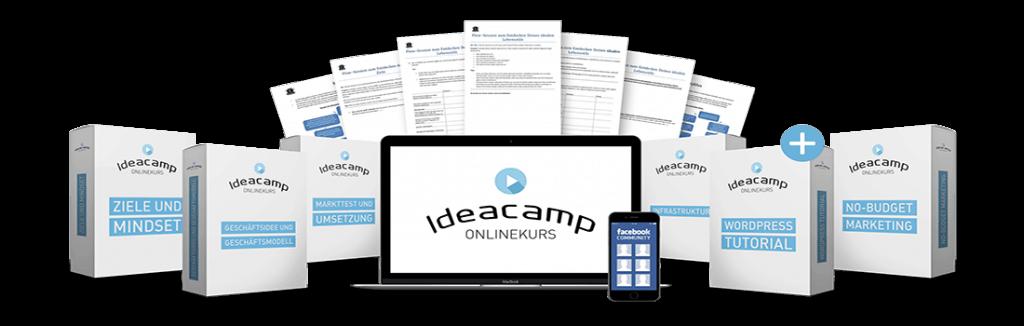 IdeaCamp Onlinekurs